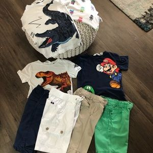 Other - Boys H&M Lot Size 5